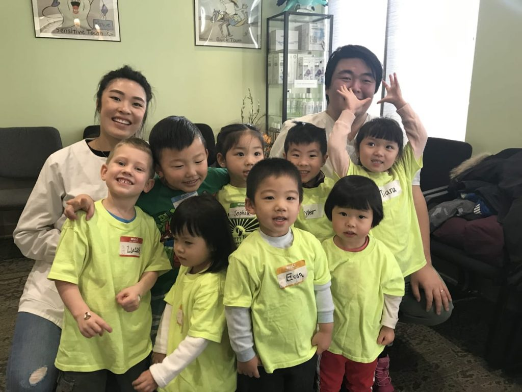 little smiles day at metro dental care